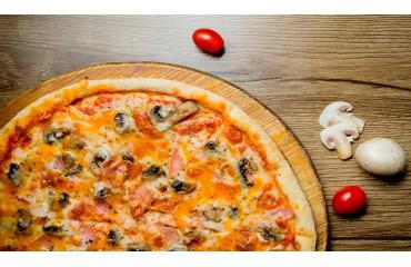 Recette de la traditionnelle pizza reine