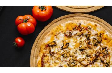 Recette de la pizza océane, pour tous nos amoureux de fruits de mer