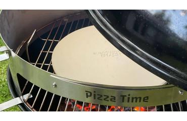 Comment utiliser une pierre à pizza au barbecue ?